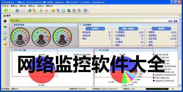 网络监控软件大全