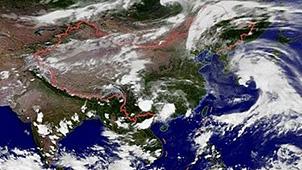 卫星云图专题