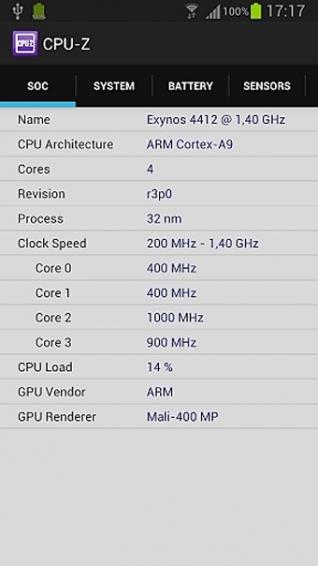 CPU-Z截图5