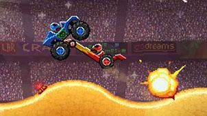 撞头赛车游戏专题