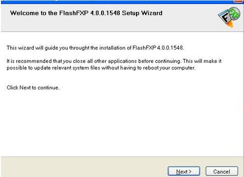 FlashFXP截图5