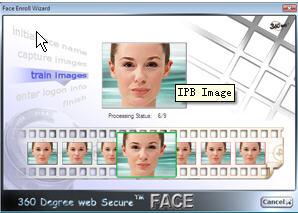 O2FACE(人脸识别系统)截图