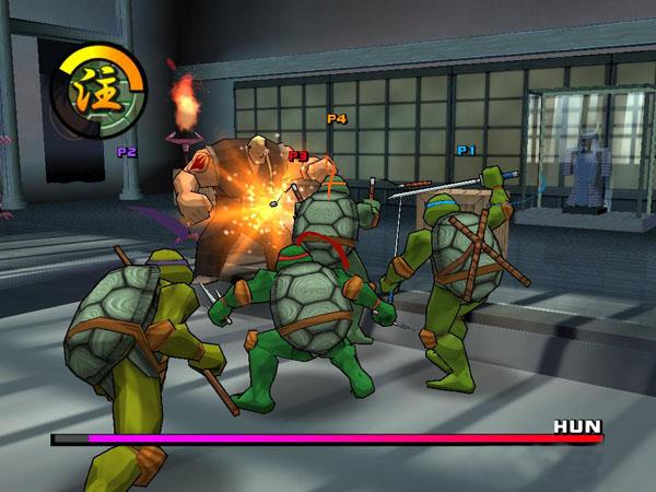 忍者神龟2截图