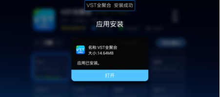 VST全聚合TV版截图