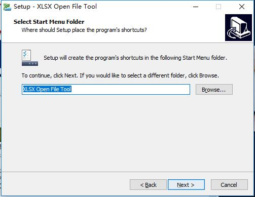 XLSX Open File Tool截图