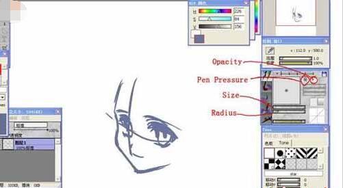 openCanvas截图