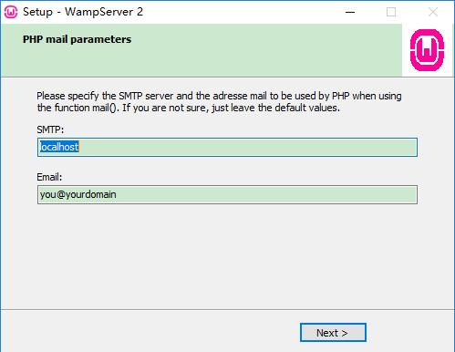 WampServer截图