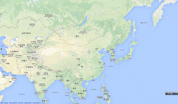电脑离线地图软件 全国版截图