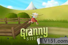愤怒的老奶奶跑酷截图