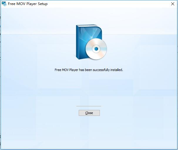 Free MOV Player(MOV格式播放器)截图
