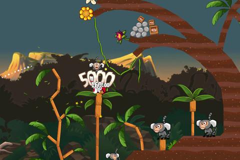 愤怒的小鸟里约版(Angry Birds Rio)截图