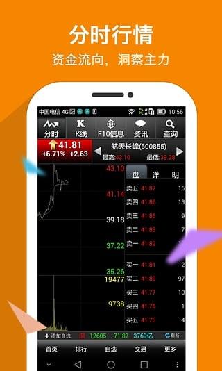 南京证券大智慧截图