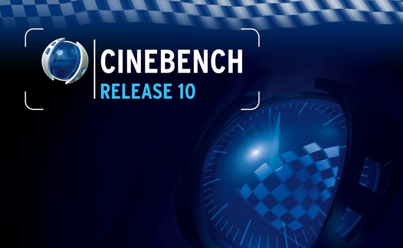 系统测试Cinebench截图