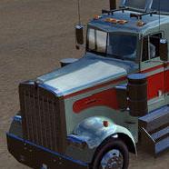18轮大卡车金属疯狂