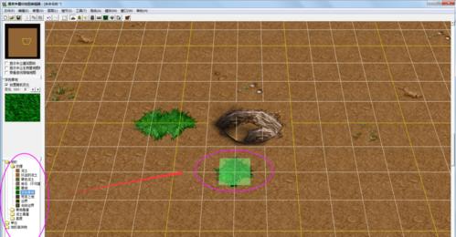 魔兽地图编辑器截图