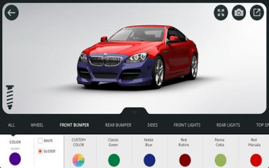 3D精致车模:3D Tuning