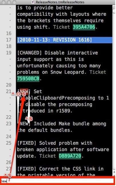 TextMate For Mac