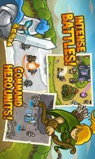 王国保卫战:Kingdom Rush截图