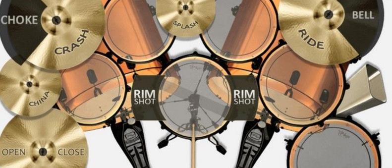 模拟架子鼓(经典版)截图