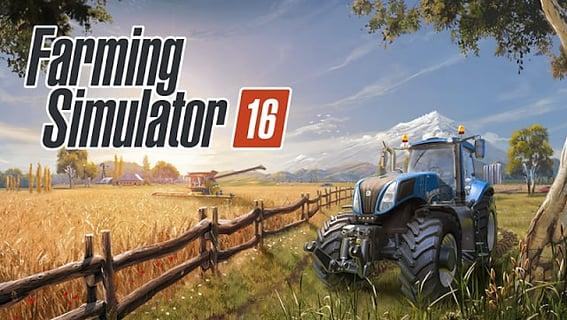 模拟农场16截图