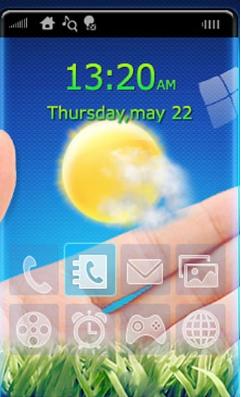 透视手机透明屏幕豪华版 Transparent Phone截图