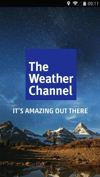 三星天气频道:The Weather Channel for Samsung
