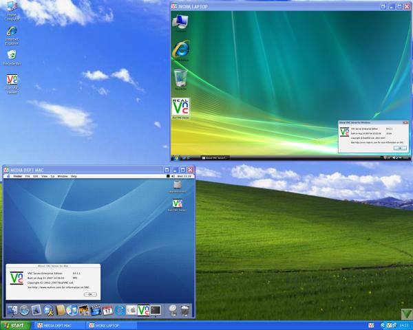 vnc远程控制软件截图