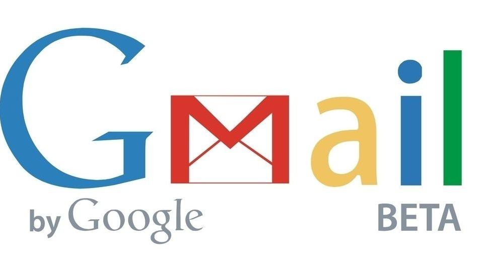 Gmail(谷歌郵箱)截圖
