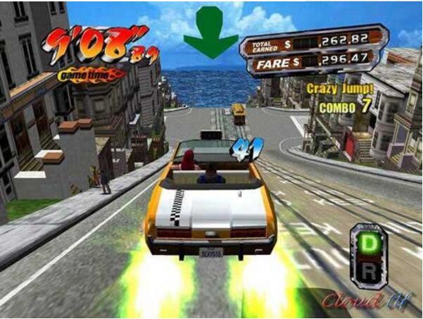 疯狂出租车3TV版截图
