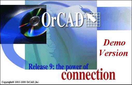 OrCAD PSpice电子电路仿真软件