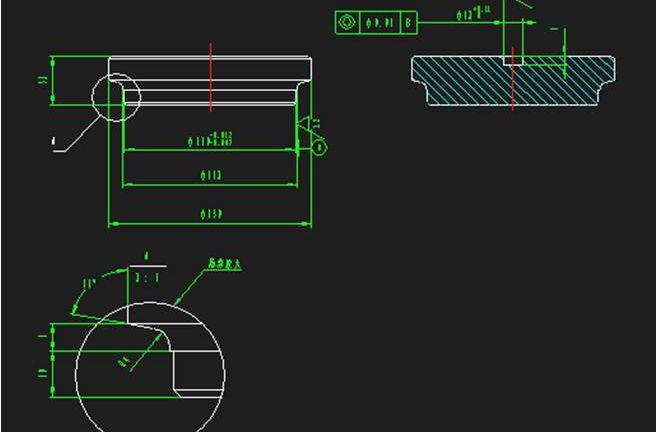 CAXA电子图板截图