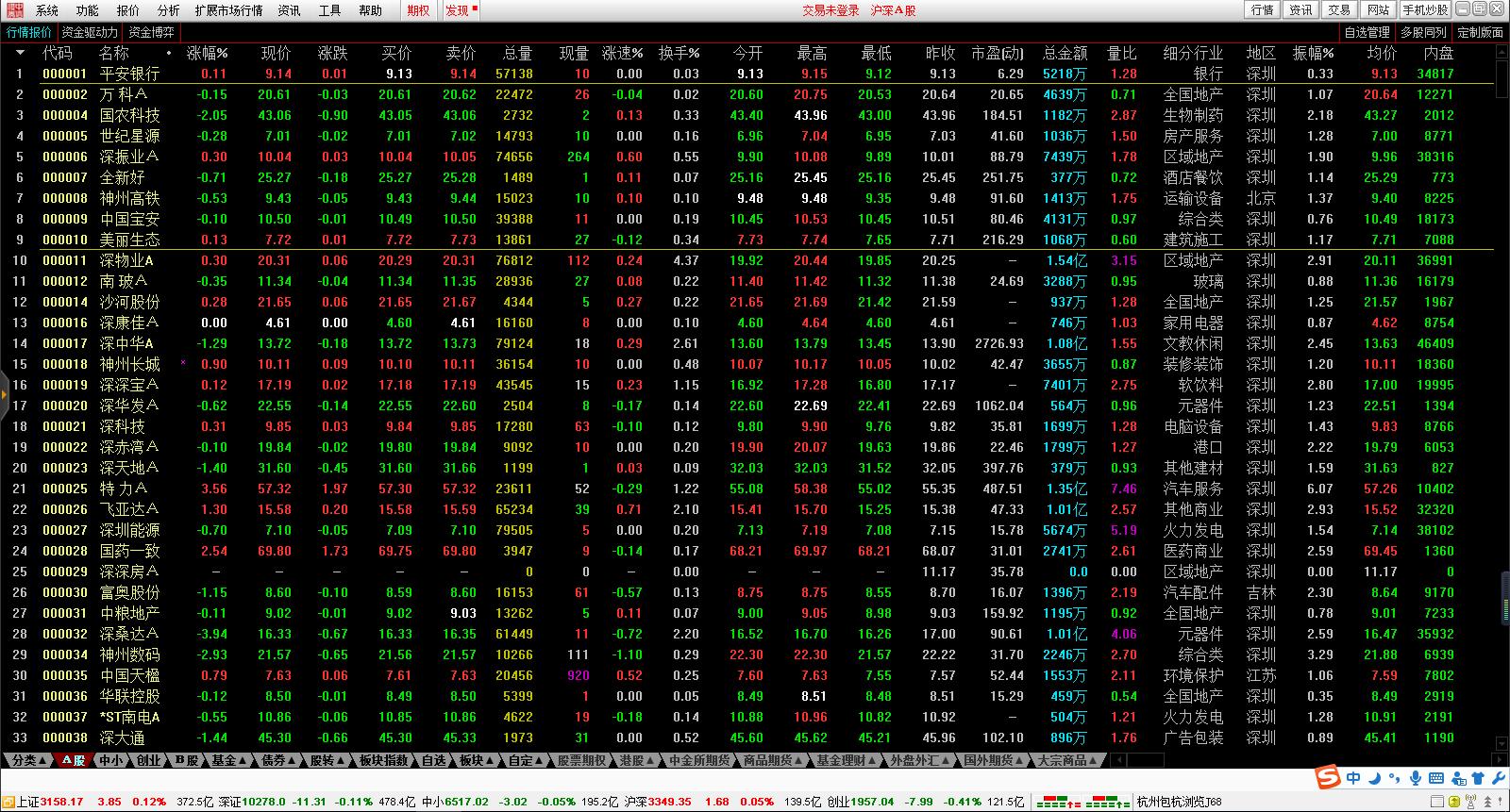 中信证券至信版截图