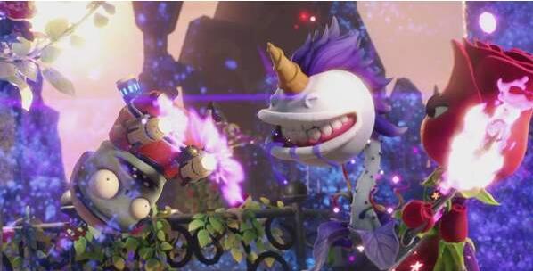 植物大战僵尸:花园战争2截图