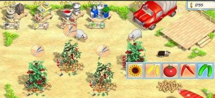 阳光农场截图