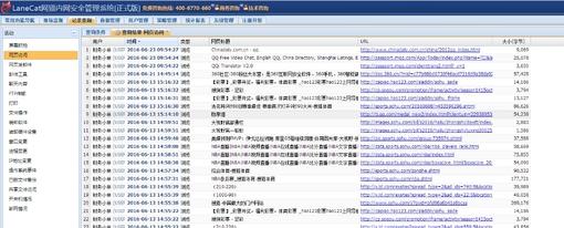 LaneCat网猫网络监控软件截图