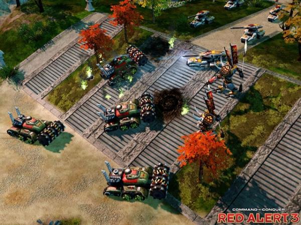 红色警戒3:起义时刻截图