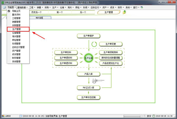 E树企业管理系统(ERP软件)