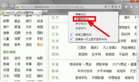 IE9 (Internet explorer 9)截图