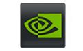 NVIDIA控制面板驱动程序段首LOGO