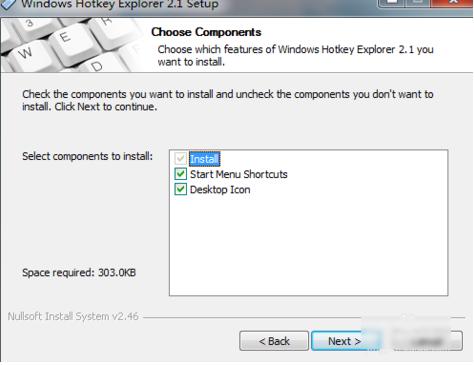 查看被占用的快捷键(Windows Hotkey Explorer)