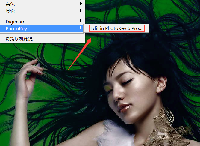 PhotoShop CS6截图