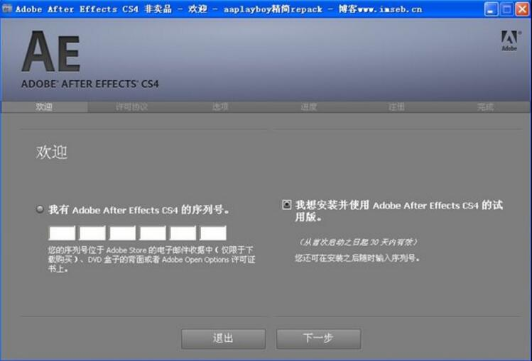 Adobe After Effects CS4
