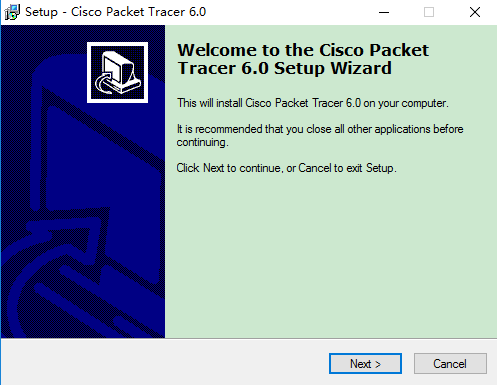 CiscoPacketTracer截图