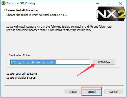 尼康Capture NX 2