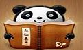 熊猫看书段首LOGO