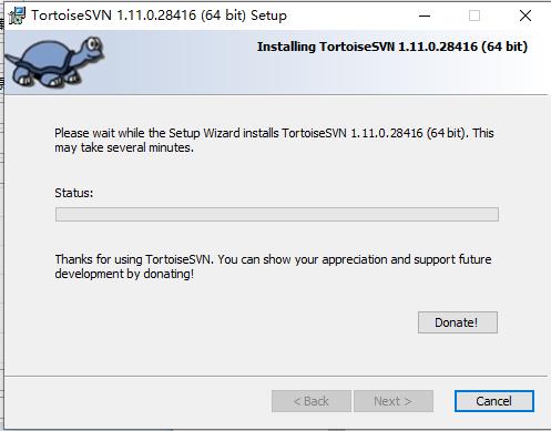 TortoiseSVN(64Bit)