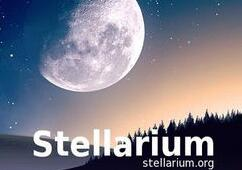 Stellarium(虚拟天文馆)段首LOGO