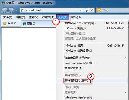IE9 (Internet explorer 9)32位截图
