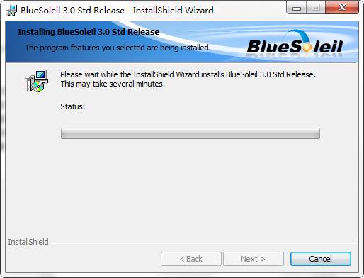 BlueSoleil萬能藍牙適配器驅動截圖