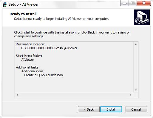 Free AI Viewer(AI文件打开查看器)截图